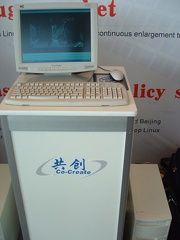 Beijing Linux Stand